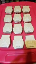 """HUGE SCENTSY BAR LOT OF 12 """"Almond Cream"""" BARS - SHIPS FREE"""