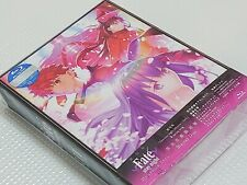 fate/stay night heaven's feel iii spring song limited edition blu-ray Benefits