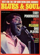 Teddy Pendergrass Blues & Soul Issue 257 1978     Pleasure    Patti Labelle