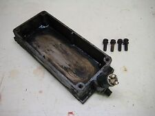 Briggs and Stratton engine Used 297574 SUMP BASE vintage model 19