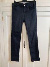 Filippa K Damas Negras Super Stretch Jeans Denim Talla L