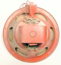 "vintage GENERAL ELECTRIC GE K-108: Working 10 &1/4"" FIELD COIL SPEAKER 800 ohms"