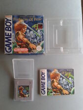 NINTENDO GAME BOY WIZARDS & WARRIORS X FORTRESS OF FEAR COMPLETE CIB PAL SCH