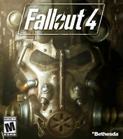 Fallout 4 Steam Game Key (PC) -- Region Free/Worldwide