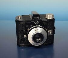 Agfa CLACK Roll CINEPRESA TELECAMERA CAMERA photographica appareil - (40007)
