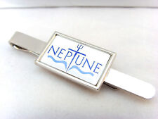 James BOND 007 NETTUNO sottomarino BADGE TIE diapositiva TIE Grip bar regalo