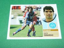 LUCIO FERNANDAO OLYMPIQUE MARSEILLE OM PANINI FOOT 2003 FOOTBALL 2002-2003