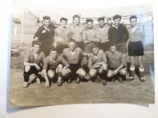 Photo Glacée - Champion Militaire Football 1953 - EVERE - Originale - 2 photos