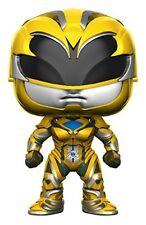 Funko pop vinilo Power Rangers amarillo coleccionable modelo figura Nº 398
