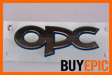 Original Opel OPC Schriftzug klein,Corsa, Astra, Insignia, Turbo, NEU