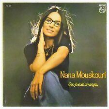NANA MOUSKOURI - que je sois un ange - Vinyl 33 Tours