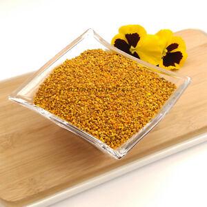 Pure Raw Bee Pollen High Quality Granules 10g 50g 150g 250g 500g 750g 1kg 1.5kg