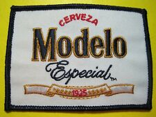 BEER PATCH MODELO CERVEZA MODELO ESPECIAL BEER PATCH LOOK AND BUY NOW MAN CAVE!!