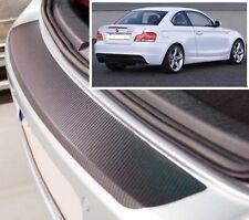 BMW 1 série E82 Coupé - carbonio stile PARAURTI POSTERIORE protettore