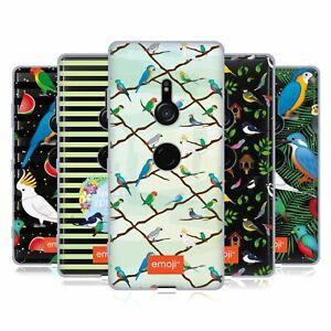 OFFICIAL emoji® BIRDS SOFT GEL CASE FOR SONY PHONES 1