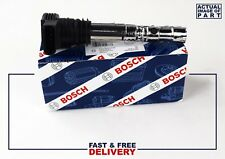 GENUINE BOSCH IGNITION COIL (PACK) FOR AUDI SEAT SKODA VW BRAND NEW 0986221024
