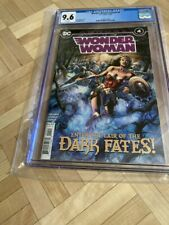 WONDER WOMAN ANNUAL #4 CGC 9.6 WHITE PAGES 1ST NEW WONDER WOMAN- BEAUTIFUL