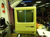 Vintage Apple Macintosh Plus 1MB Computer FOR PARTS NON WORKING