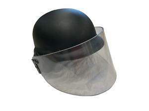 Meggitt PST SC650 Special Forces Ballistic Helmet With Visor Level IIIA KH08A