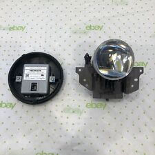 2016 2017 HONDA PILOT FRONT LEFT HEADLIGHT PROJECTOR LED BULB COVER AND MODULE
