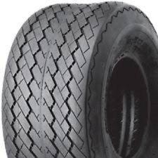 TWO 18/8.50-8 Deestone  Golf Cart, Lawnmower Sawtooth Turf Tread 4 ply Tires