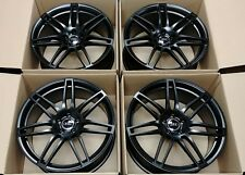 "4 Factory Audi S8 20"" OEM Wheels S6 A8 TT Black Rims"