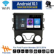 Android 10.1 Car DVD Player Radio Wifi Stereo GPS Navi For Ford Fusion Mondeo