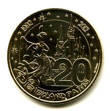 77 DISNEY 20 ans, 2012, Monnaie de Paris