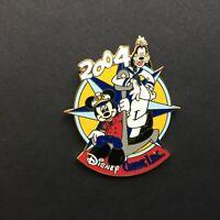 Disney Cruise Line - Mickey and Goofy Anchor - 2004 Disney Pin 27724