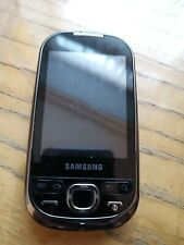 Samsung Galaxy Europa GT-I5500 Black Smartphone Unlocked Wifi and Tethering