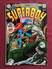 SUPERBOY 164 VG (DC Comics 1970) Neal Adams cover