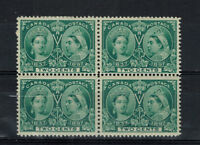 CANADA SCOTT 52 MINT ORIGINAL GUM WELL CENTERED.BOTTOM STAMPS NEVER HINGED.