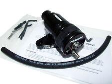 Perrin Recirculating Blow Off Valve BOV Kit for 08-14 WRX & 05-09 LGT (Black)