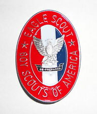 Boy Scouts of America Eagle Scout Hiking Staff Medallion - Order of the Arrow