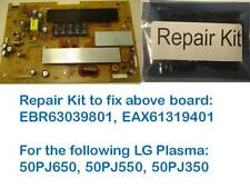 EBR63039801 EAX61319401 YSUS for LG 50JP350 50JP550 50JP550 Plasma - REPAIR KIT