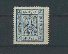Lokalausgaben Polen Przedborz 2 A ungebraucht wahrscheinlich falsch (1151)