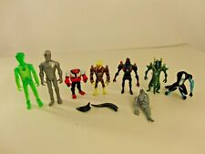 Ben 10 Kevin Levin 9 cm action figures with Alien Creation Chamber figures + par