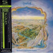 GANDALF TALE FROM A LONG FORGOTTEN  KINGDOM JAPAN MINI LP SHM CD MIKE OLDFIELD