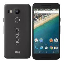 LG NEXUS 5x CARBON BLACK NERO h791 GOOGLE ANDROID SMARTPHONE come nuovo