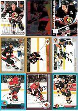 LOT 24 CARTES DE DANIEL ALFREDSSON INCLUE 1995-96 OPC # 369 ROOKIE a