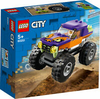 60251 LEGO City Great Vehicles Monster Truck 55 Pieces Age 5 Years+