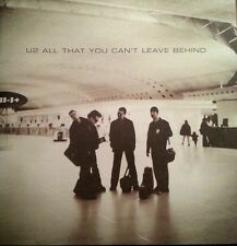 U2 CD ALL THAT YOU CAN'T LEAVE BEHIND FREE POST WITHIN AUSTRALIA
