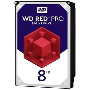 """WD Red Pro int. SATA HDD 3.5"""" Festplatte 8 TB"""