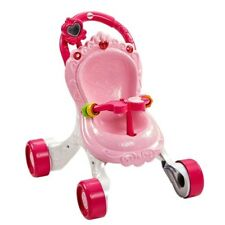 Fisher Price Princess Stroll Along Musical Walker And Doll Gift Set