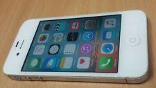 Apple iPhone 4s - 8GB - white (Unlocked) A1387 (CDMA + GSM) Grade *B* BARGAIN
