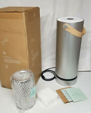 Molekule Mh1-Aaa Peco Air Purifier, Silver, with new filters, in original box