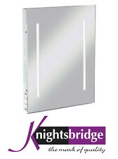 #014 KNIGHTSBRIDGE RCTM2LED Modern LED Lighted Bathroom Mirror Rectangle