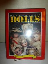 COLLECTOR'S BOOK OF DOLLS,Through The Ages(Where to Buy & What to Look For) B121