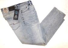 English Laundry Mens Light Wash Blue Straight Leg Jeans NWT $85 Size 36 x 32