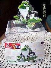 Puzz 3d Wrebbit  Frog Puzzle  HTF 1999